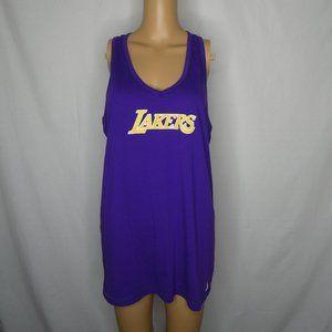 Adidas LA Los Angeles Lakers NBA Graphic Tank Top